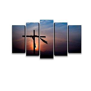 Cruz de Jesus - 5 - TELAS CANVAS