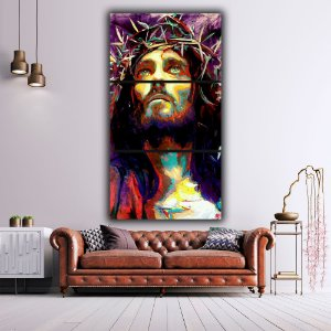 Senhor Jesus - 3 Canvas