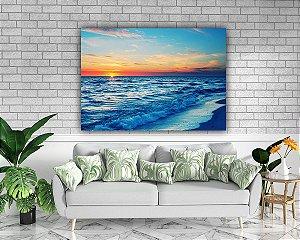 Mar - Tela Canvas