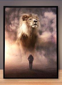 QUADRO LION MAN