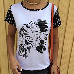 T-shirt Índio