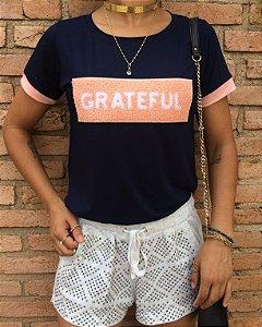 T-shirt GRATEFUL