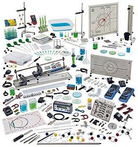 Conjunto Multidisciplinar - Física, Química, Biologia e Matemática