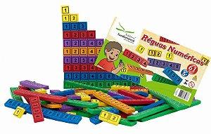 Réguas Numéricas – 61 peças em EVA