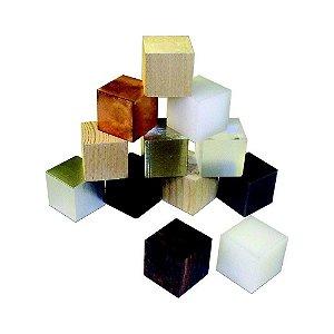 Corpos de Prova em Cubos - 12 itens