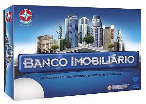 Banco Imobiliário Tradicional - Estrela