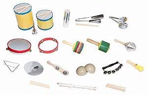 Bandinha Rítmica - 20 instrumentos