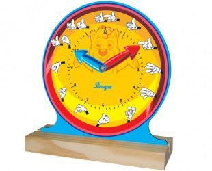Relógio Libras