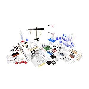 Kit de Ciências - 100 experimentos