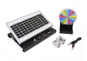 Kit de Física - Transformação da Energia Solar