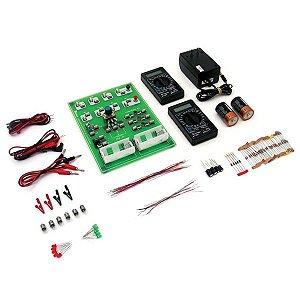 Kit de Física - Kit Didático de Eletricidade