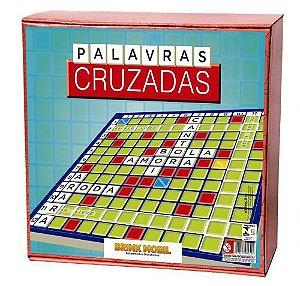 Jogo Palavras Cruzadas - 193 peças
