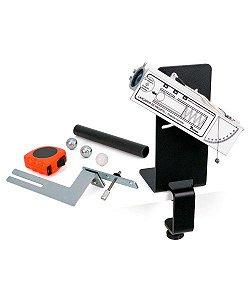 Kit de Física - Lançador de Projéteis