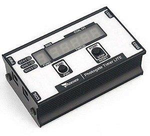 Cronômetro Photogate Timer Lite (com 2 sensores)