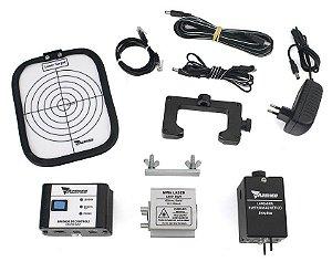 Kit de Física - Conjunto de Acessórios Acerte o Alvo