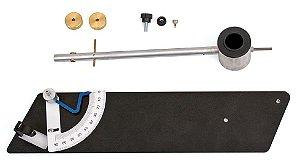 Kit de Física - Conjunto de Acessórios para Pêndulo Balísitco