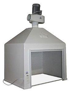 Capela de Exaustão de Gases  Pequena CQU 800