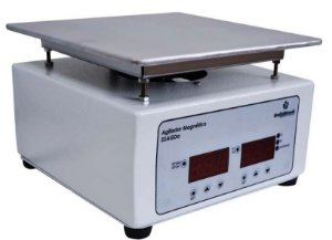 Agitador Magnético Digital  com Aquecimento 10 Litros