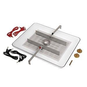 kit de Física - Superfícies Equipotenciais