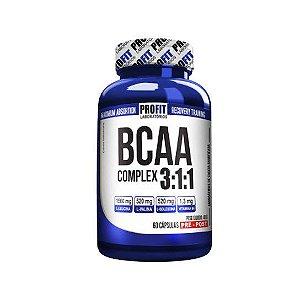 BCAA Complex 3:1:1 - 60 Cápsulas