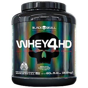 Whey 4 HD - 2,2kg - Black Skull