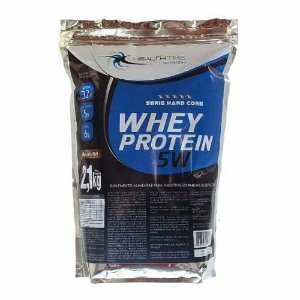 Whey Protein 5W (2,1KG) - HEALTH TIME