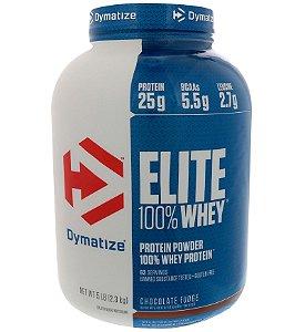 Elite 100% Whey - 2,3kg
