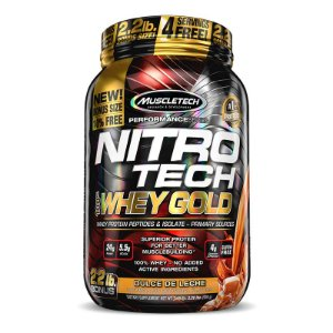 Nitro Tech Whey Gold - 1Kg
