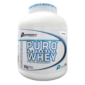 PURO PERFORMANCE WHEY