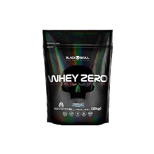 Whey Zero (837g) - Black Skull
