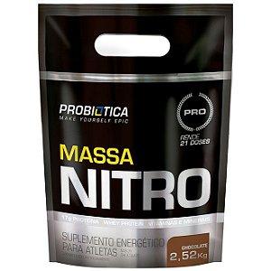 Massa Nitro 2,5kg - Probiotica