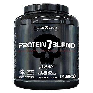 Protein 7 Blend Caveira Preta Black Skull (1,8kg)