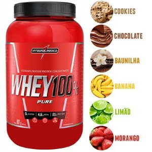 Super Whey 100% Pure Bodysize - Integralmédica