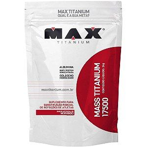 MASS TITANIUM 17500 - 3KG - MAX TITANIUM