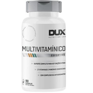 MULTIVITAMINICO DUX - 90caps