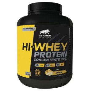 HI-WHEY PROTEIN 100 % CONCENTRATE - 1,8 kg