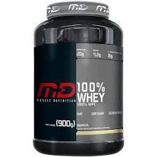 100% Whey - muscledefinition - (900g)