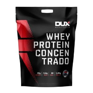 Whey Protein Concentrado- DUX NUTRITION - Pote 1.8 Kg