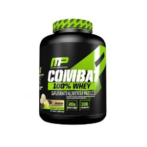 Combat 100% Whey (1814g) - Muscle Pharm