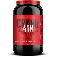 Crnvr 410 Beef Protein  - Musclemeds - 876g
