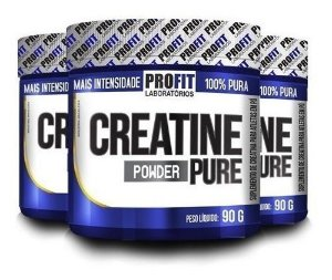CREATINE PURE POWDER - 90g