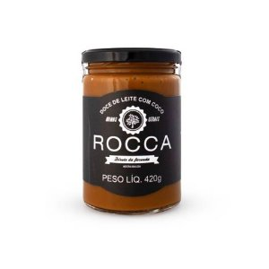 DOCE DE LEITE C/ COCO ROCCA 420G