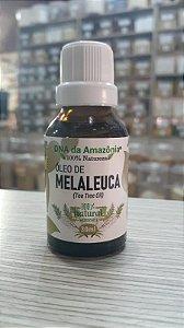 OLEO DE MELALEUCA 30ML DNA DA AMAZONIA