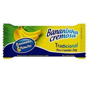 BANANINHA CREMOSA TRADICIONAL PALMITAL 24G