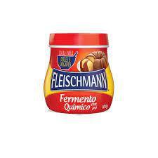 FERMENTO QUIMICO EM PO FLEISCHMANN 100G