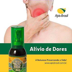 Spray Composto de Extrato de Própolis e Mel 30ml Apis Brasil