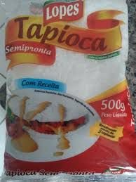 TAPIOCA SEMIPRONTA LOPES 500G