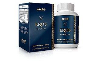 Eros (Saúde Sexual do Homem) 30 cápsulas de 690mg Ekobé