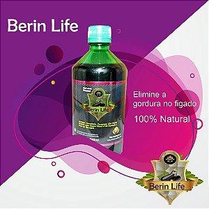 Berin Life 500ml - (Gordura no Fígado, Colesterol, Ácido Úrico...) BerinLife