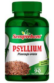 PSYLLIUM - 90 CAPSULAS DE 500MG - SEMPREBOM